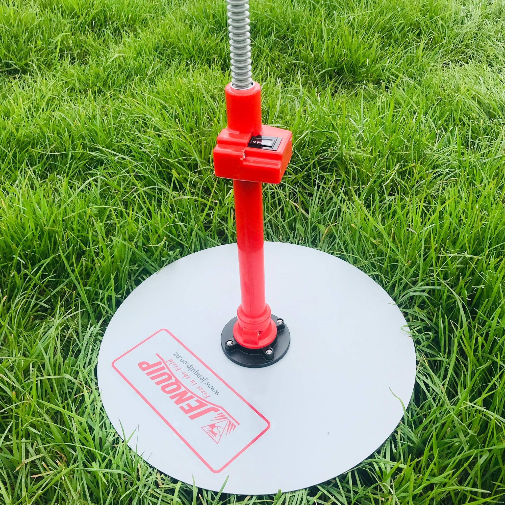 Manual Plate Meter