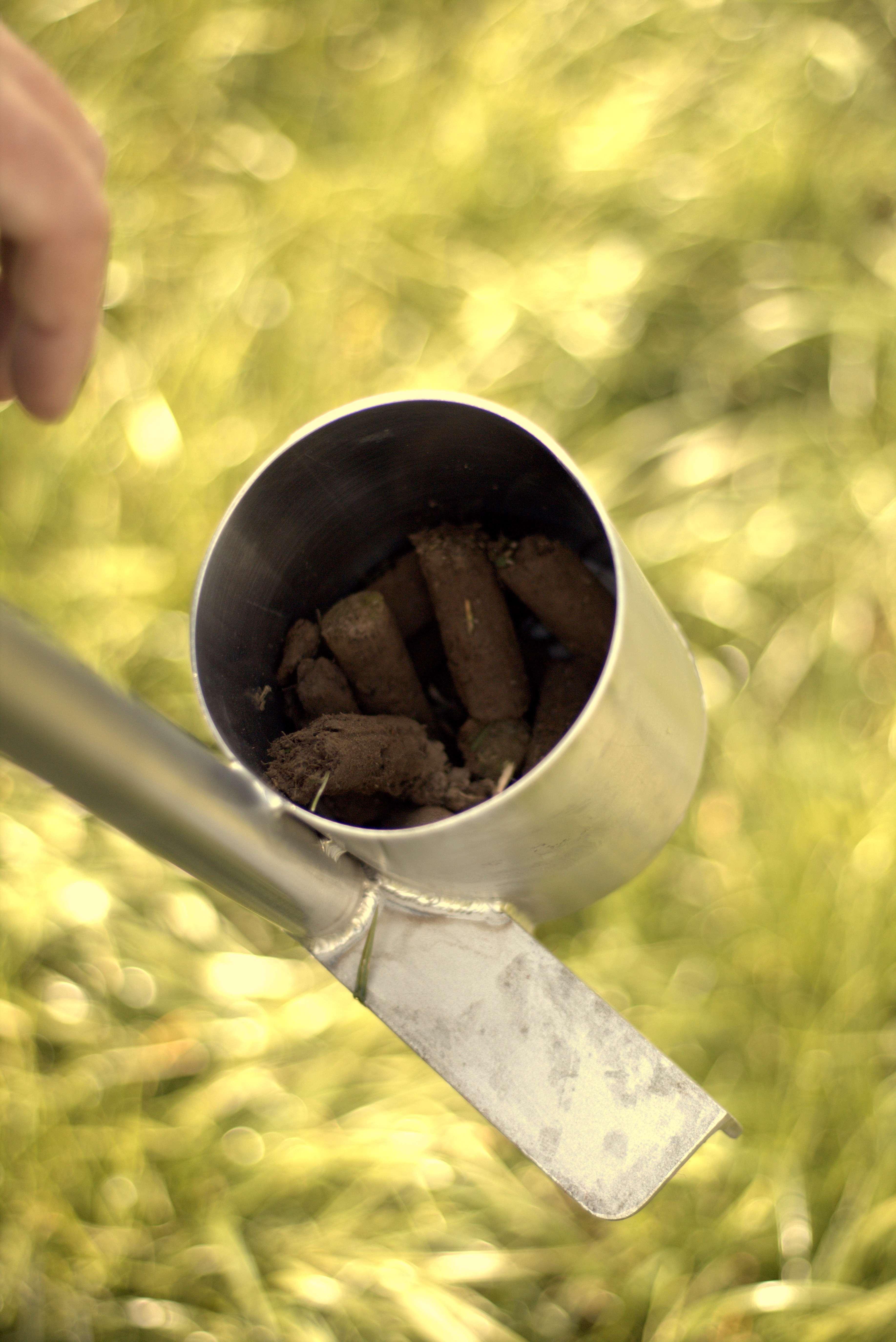 Soil Core Sampler