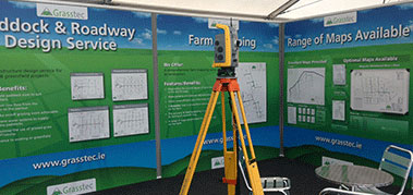 Grasstec Group exhibit at ploughing championships