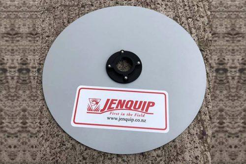 Aluminium-Replacment-Plate