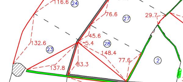 Proposed Farm Map Dimensions