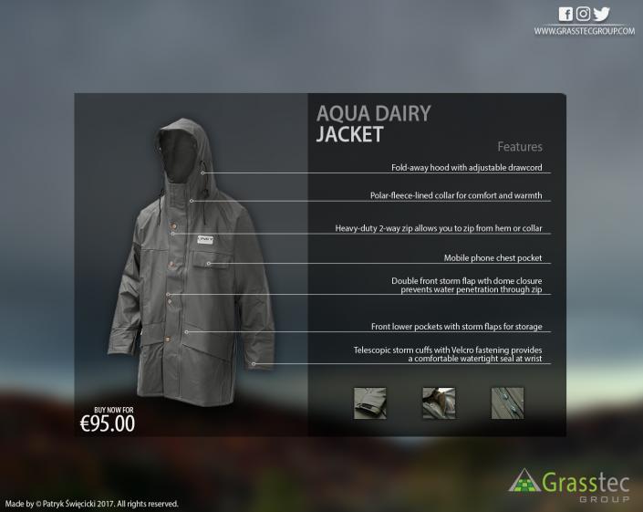 Waterproof Farmers clothing