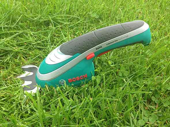 Bosch Isio Grass Shears