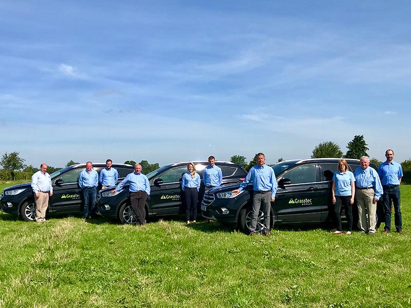 Grasstec Livestock Team