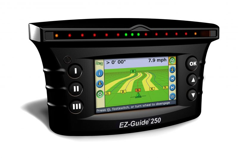 EZ Gguide 250- GPS display