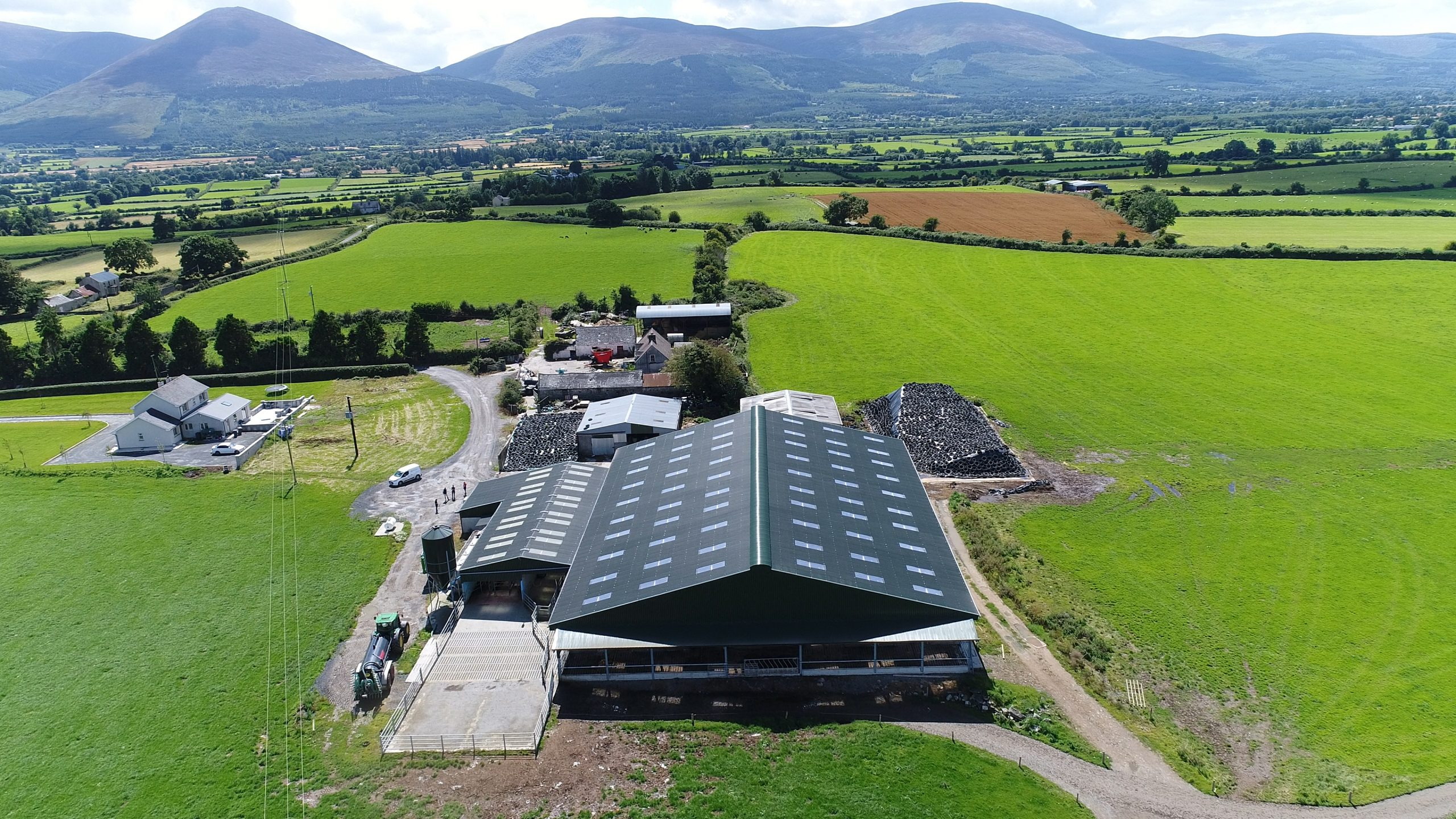 new dairy entrant in County Tipperary