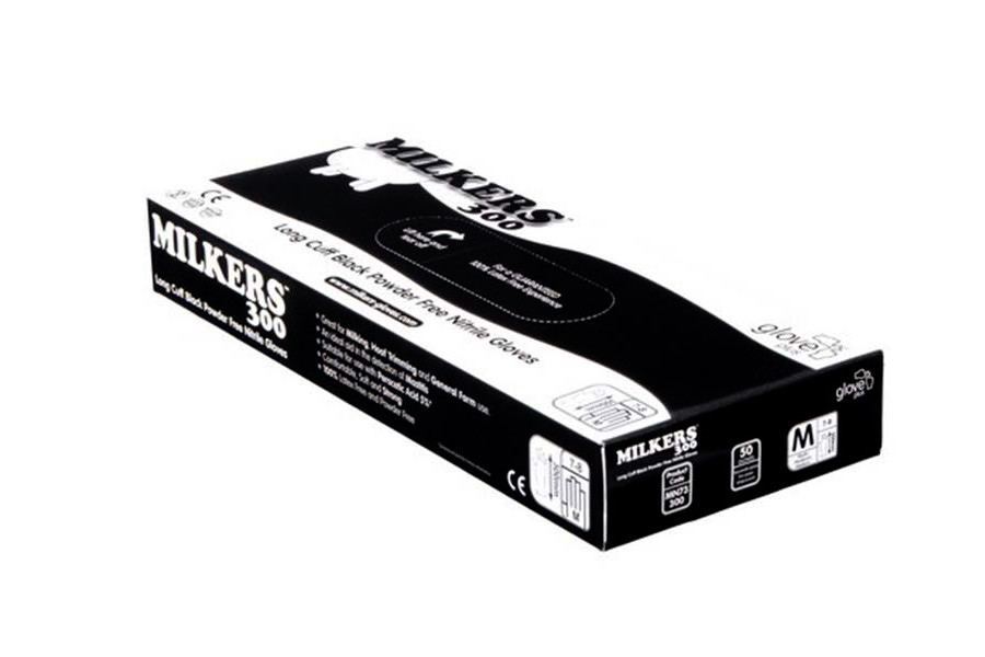 milkers-300-long-cuff-nitrile-gloves-box-50