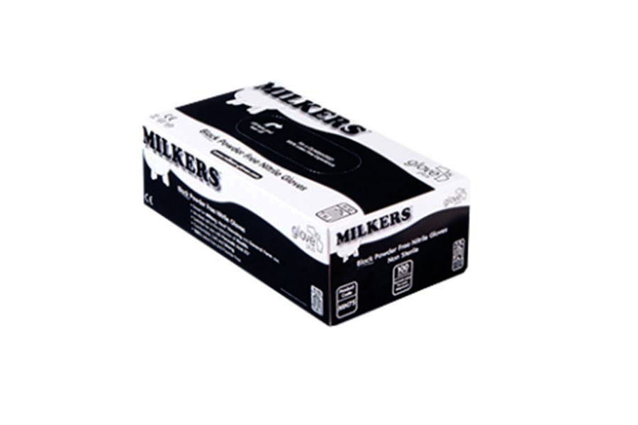 milkers-black-nitrile-gloves-box-100