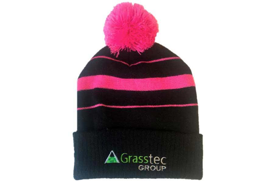 Grasstec Bobble Hats