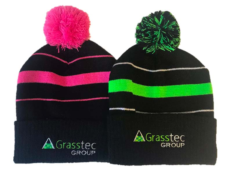 Grasstec Bobble Hats