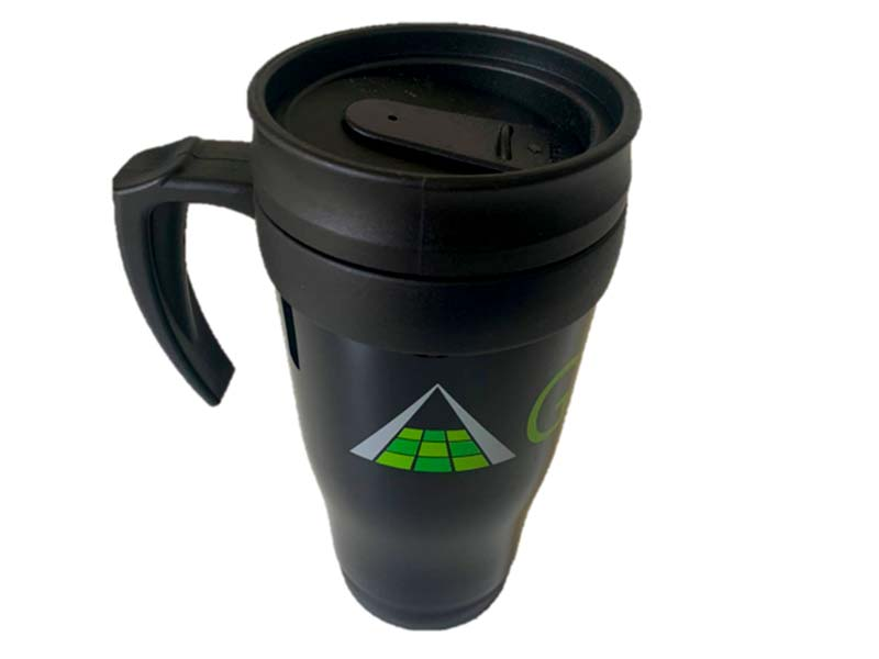 Grasstec Thermo Insulated Travel Mug