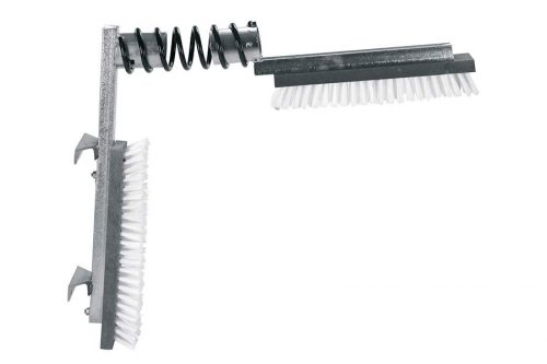 Cattle brushes