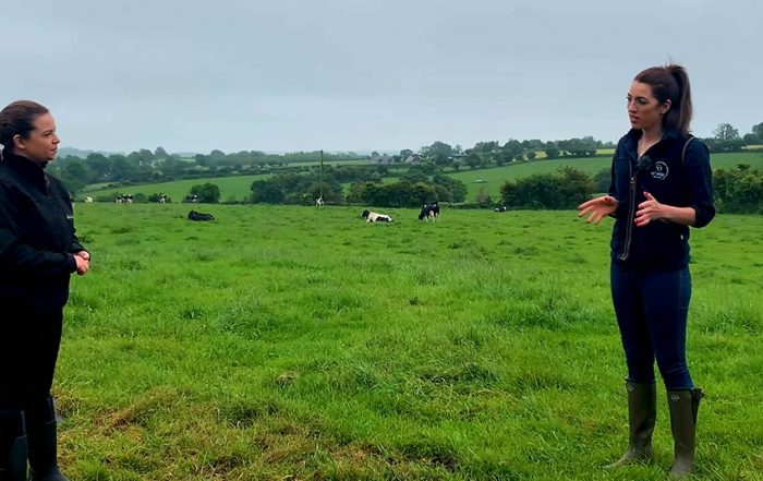 Hazell Mullins - Becoming a Vet, Farming and Advice on Animal Management.