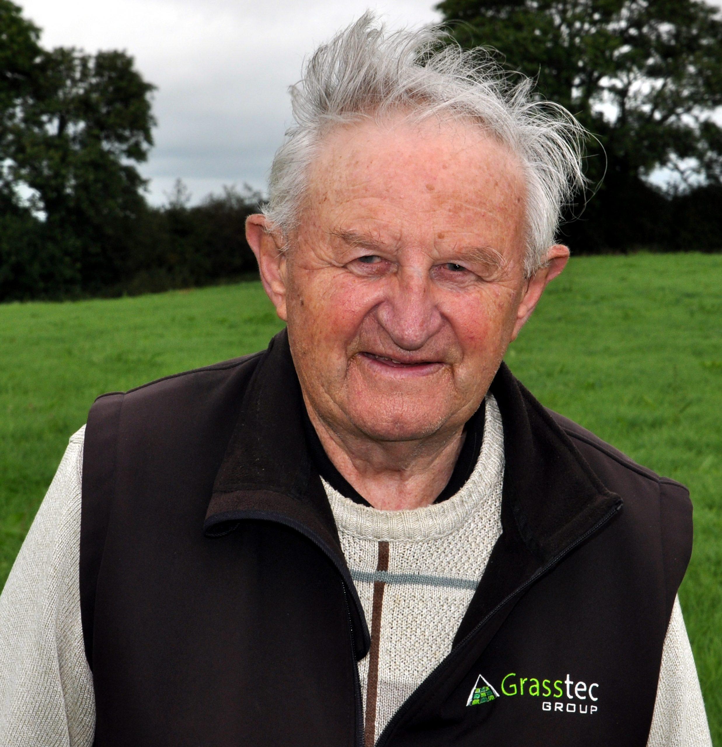 Norman Bateman Grasstec Livestock Department