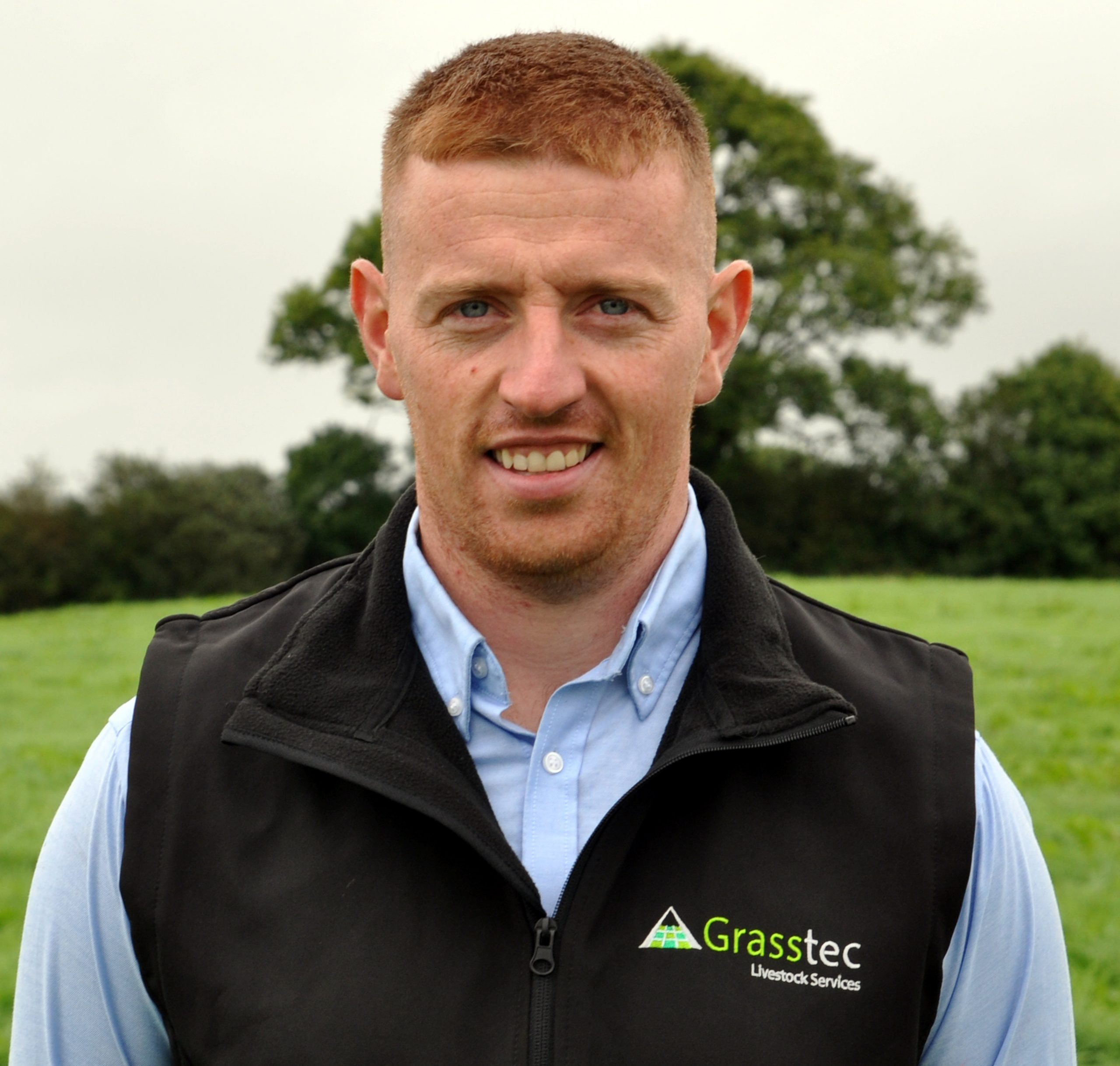Jamie Coughlan Grasstec Livestock Department
